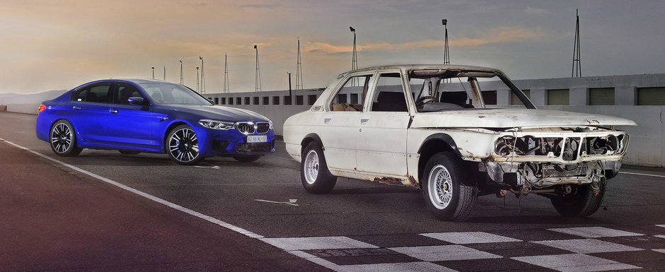 Multi nu stiu ca BMW a construit aceasta masina, privita ca fiind primul model M. Un exemplar va fi acum restaurat