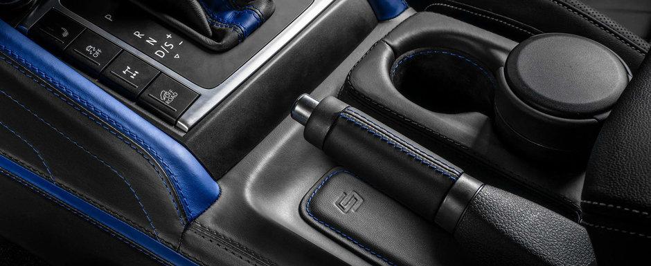 Multi s-au plans ca interiorul camionetei de la Volkswagen este prea IEFTIN. Tunerii au rezolvat acum problema
