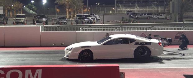 Multi si-ar dori o masina ca asta. Atinge 400 km/h in numai 5 secunde!