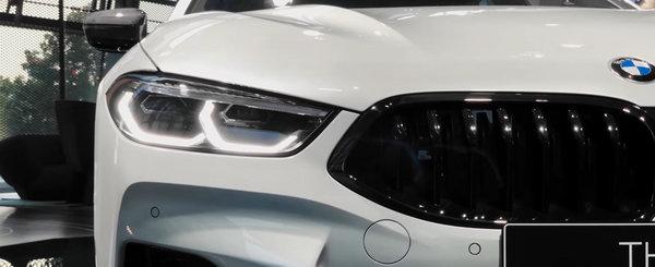 Multi spun ca-i cel mai frumos BMW modern. VIDEO in detaliu cu noul Seria 8 Gran Coupe