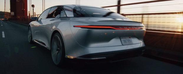 Multi spun despre ea ca este masina viitorului. Stai numai sa vezi cat de SF arata