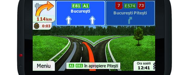 Multimedia pentru masina ta - Navigatia Navon cu iGO primo