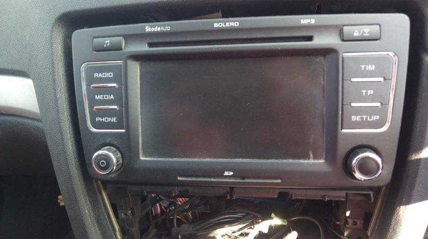 Multimedia player Skoda Octavia 2