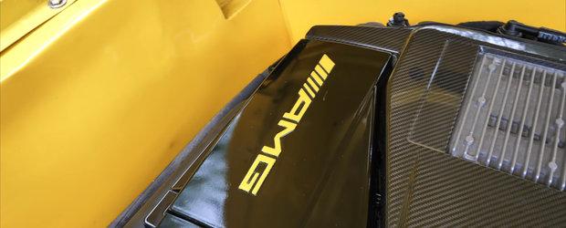 Muscle car-ul care a impartit internetul in doua. Legendarul model ascunde acum sub capota un motor V8 cu doua turbine si 1200 Nm