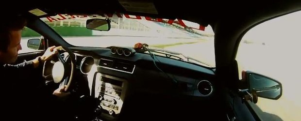 Mustang Boss invinge Ferrari, Aston, Porsche, M3, R8 pe Hockenheim