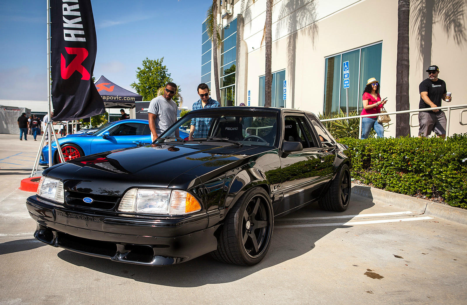 Mustang Fox Body de vanzare - Mustang Fox Body de vanzare