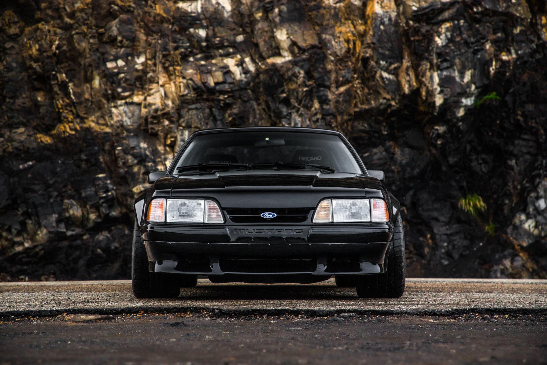 Mustang Fox Body de vanzare - Mustang Fox Body de vanzare
