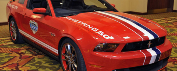 Mustang GT, masina oficiala Daytona NASCAR 2010