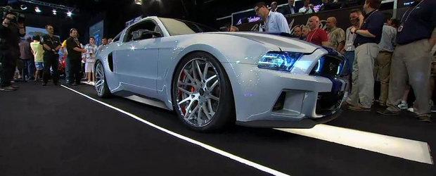 Mustang-ul din Need for Speed s-a vandut pentru 300.000 de dolari