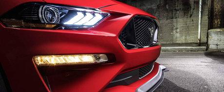Mustang-ul este mai agresiv ca niciodata. Ford lanseaza cel mai tare Performance Pack de pana acum