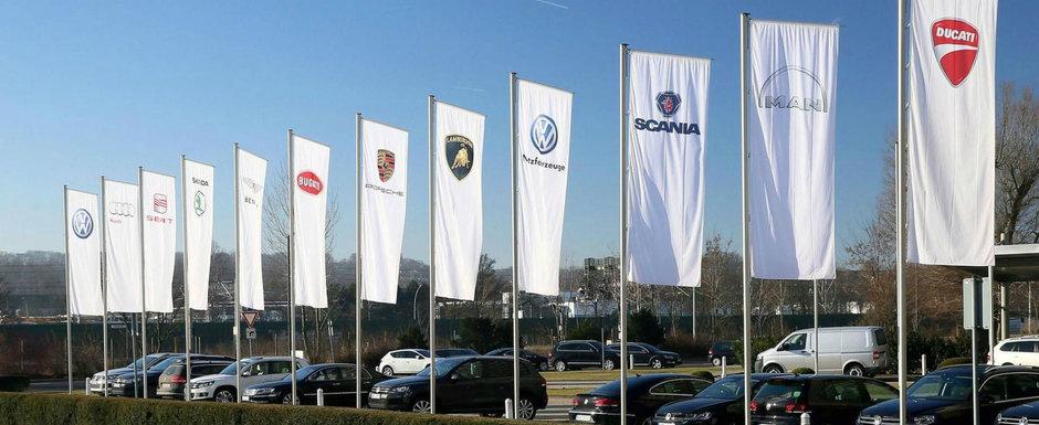 Mutari la final de an in cadrul gigantului Volkswagen. Ce se intampla cu Bentley