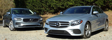 Mutari surpriza in industria auto. Volvo cu motoare de MERCEDES si nemtii cumpara o parte din brandul suedez