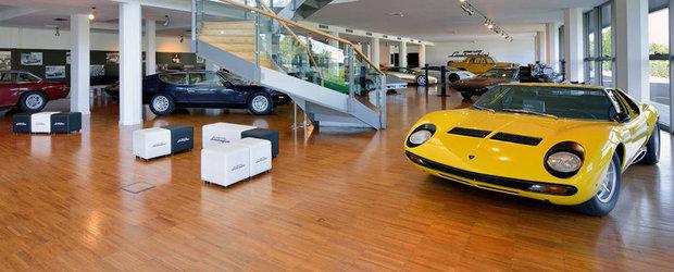 Muzeele Lamborghini, McLaren si Honda, disponibile si pe Google Street View