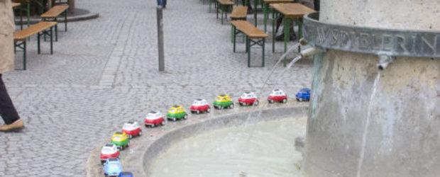 Muzeul BMW a iesit in strada, la Munchen