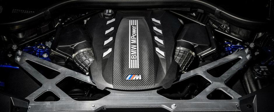 N-ai mai vazut SUV-ul asta in gama BMW. Are 625 CP sub capota si face 0-100 in 3.8 secunde