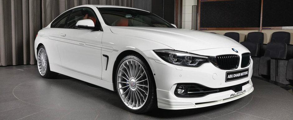 N-ai nevoie de un BMW M4. Acest Alpina B4 S Bi-Turbo te va face mai fericit ca niciodata