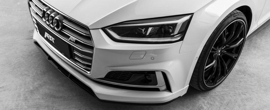 N-au fost multumiti de cum arata inainte. Ce au in oferta nemtii de la ABT pentru Audi-ul A5 Sportback