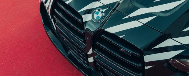 N-au mai asteptat pana in septembrie. Nemtii de la BMW publica noi imagini cu viitorul M4