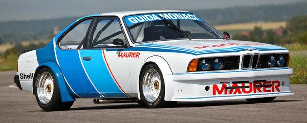 N-o fi cea originala, dar tot merita atentia ta. Uite cat costa acest tribut adus BMW-ului 635CSi Group 2