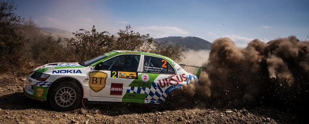 Napoca Rally Academy isi apara titlul si la Iasi