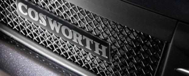 Nascut din raliuri: Cosworth Impreza STI CS400