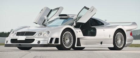 Nasterea unei legende. Cum a reusit Mercedes sa dezvolte CLK-ul GTR in doar 128 de zile
