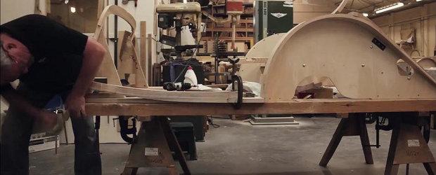 Nasterea unui Morgan, de la o simpla bucata de lemn la o adevarata capodopera