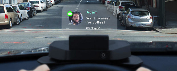 Navdy: Head Up Display revolutionar la numai 300 de dolari