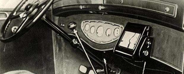 Navigatia pentru masini exista inca din anii '30!