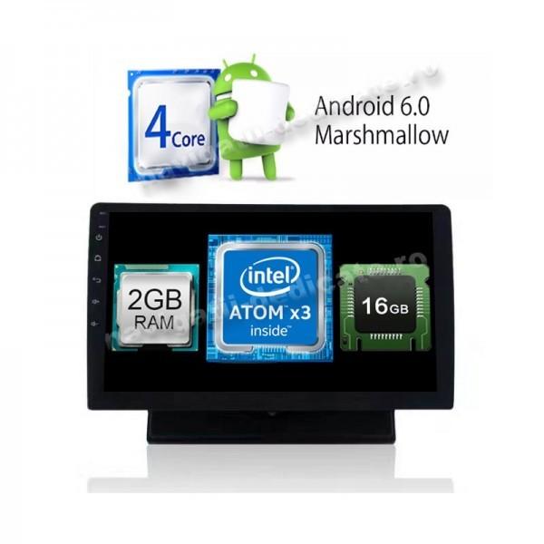 Navigatie Android 1DIN SEAT CORDOBA Ecran 10.1 Inch Ecran Reglabil Detasabil INTERNET NAVD-i1010