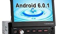 Navigatie Android 1DIN SEAT LEON Ecran 7 Inch Ecra...