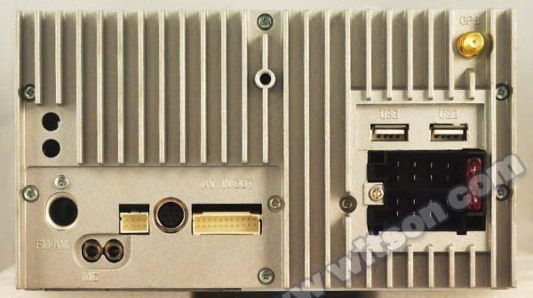 NAVIGATIE ANDROID 2DIN UNIVERSALA WITSON W2-B5722 ECRAN CAPACITIV INTERNET 4G WIFI OCTA-CORE 32GB 1,