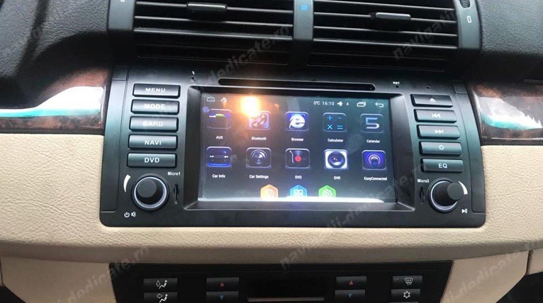 Navigatie Android 6.0.1 Dedicata BMW Seria 5 E39 Intel 2GB Ram NAVD-i082