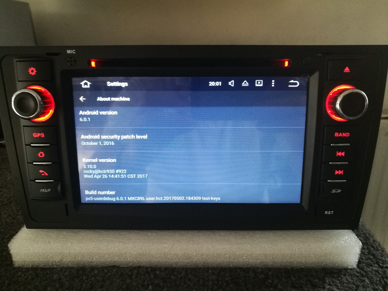 Navigatie Android 6.0 Dedicata AUDI A6 C5 1997-2004 DVD GPS CARKIT WITSON W2-B5577 OCTACORE 32 GB