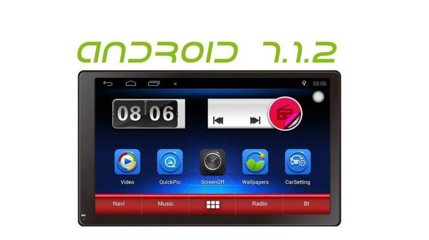 """NAVIGATIE ANDROID 7.1.2 CARPAD EDONAV E300 UNITATE MULTIMEDIA CU ECRAN DE 7"""" GPS CARKIT 3G WIFI WAZE"""