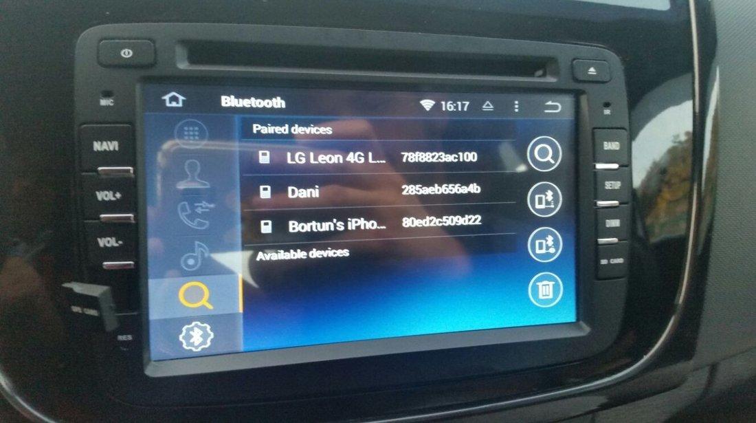 Navigatie Android 7.1 DACIA DOKKER 2GB RAM WAZE NAVD A5157