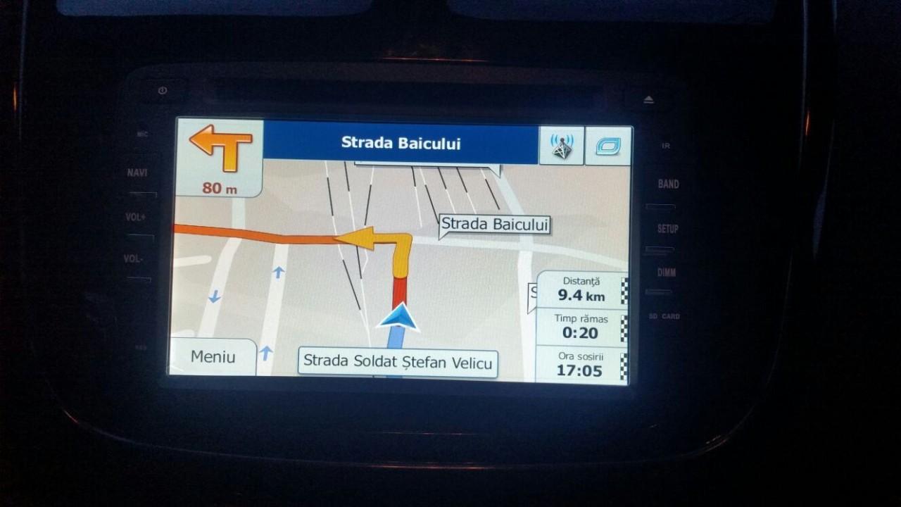 Navigatie Android 7.1 DACIA LOGDY 2GB RAM WAZE NAVD A5157
