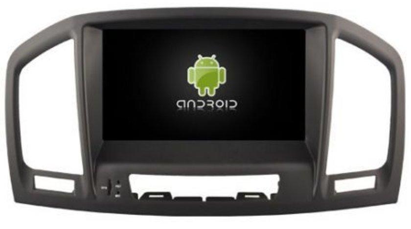 Navigatie Android 7.1 Opel INSIGNIA QUAD CORE INTERNET WAZE NAVD-A573