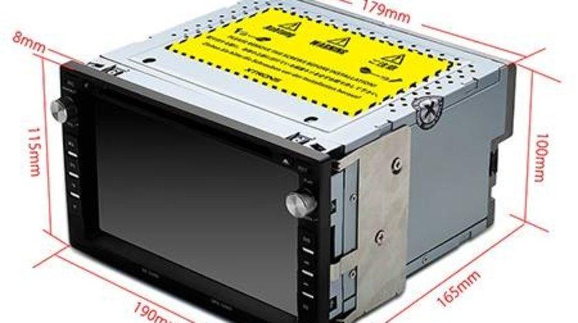 NAVIGATIE ANDROID 8.0 DEDICATA SKODA OCTAVIA MODEL XTRONS PR78MTW OCTA CORE 2G RAM 16GB CARKIT MIRROR LINK WAZ