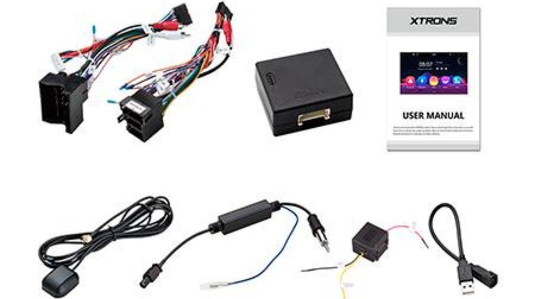 NAVIGATIE ANDROID 8.0 DEDICATA SKODA SUPERB MODEL XTRONS PR78MTW OCTA CORE 2G RAM 16GB CARKIT MIRROR