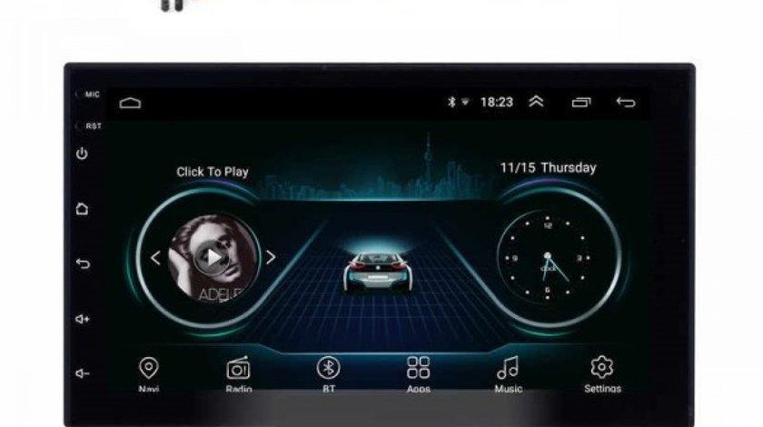 NAVIGATIE ANDROID 8.1 DEDICATA Nissan MICRA USB INTERNET WAZE DVR GPS EDOTEC EDT-E200