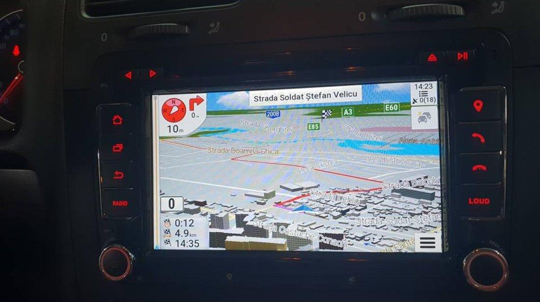 NAVIGATIE ANDROID 8.1 DEDICATA VW PASSAT CC ECRAN IPS 7'' 16GB 2GB RAM INTERNET 3G WIFI QUAD-CORE