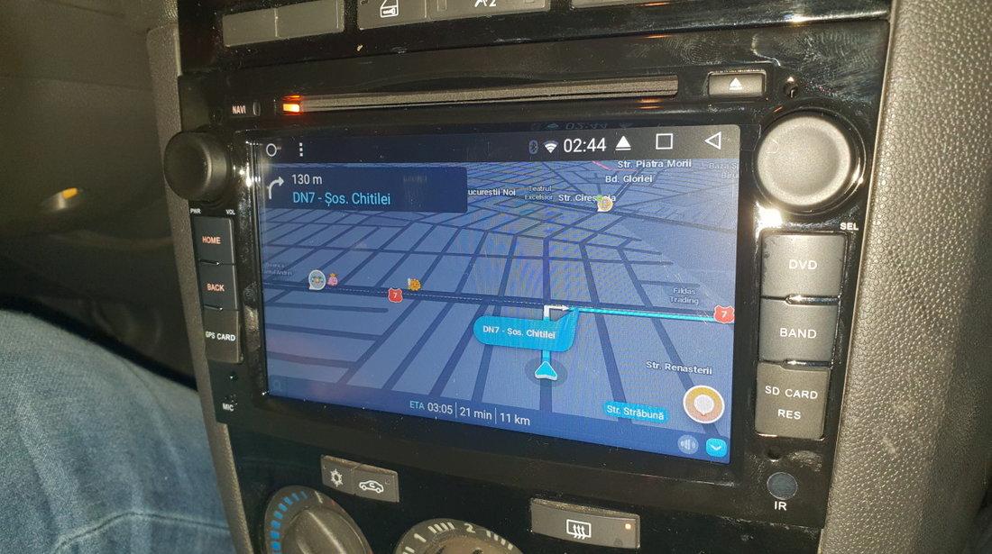 NAVIGATIE ANDROID 8.1 NAVD-MT019 DEDICATA OPEL MERIVA GPS WAZE CAMERA BONUS!