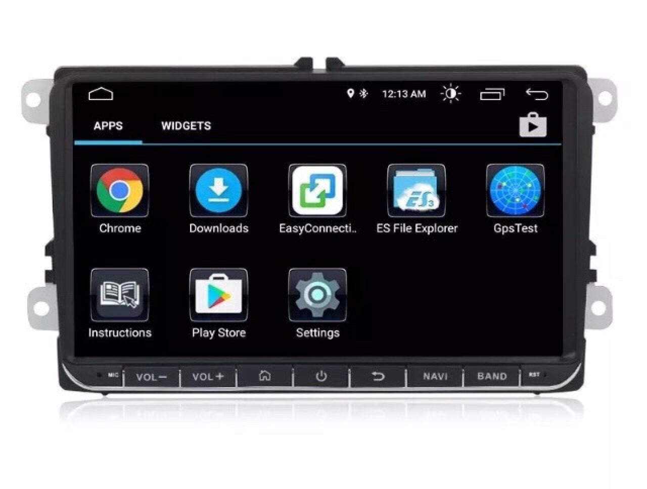 Navigatie Android 8.1 VW/Skoda/Seat Golf Passat Superb Octavia Leon