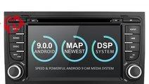 NAVIGATIE ANDROID 9.0 DEDICATA AUDI A4 S4 RS4 SEAT...