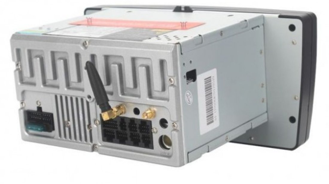 NAVIGATIE ANDROID 9.0 DEDICATA SKODA OCTAVIA 2 ECRAN IPS 8'' 16GB 2GB RAM INTERNET 3G WIFI QUAD-CORE