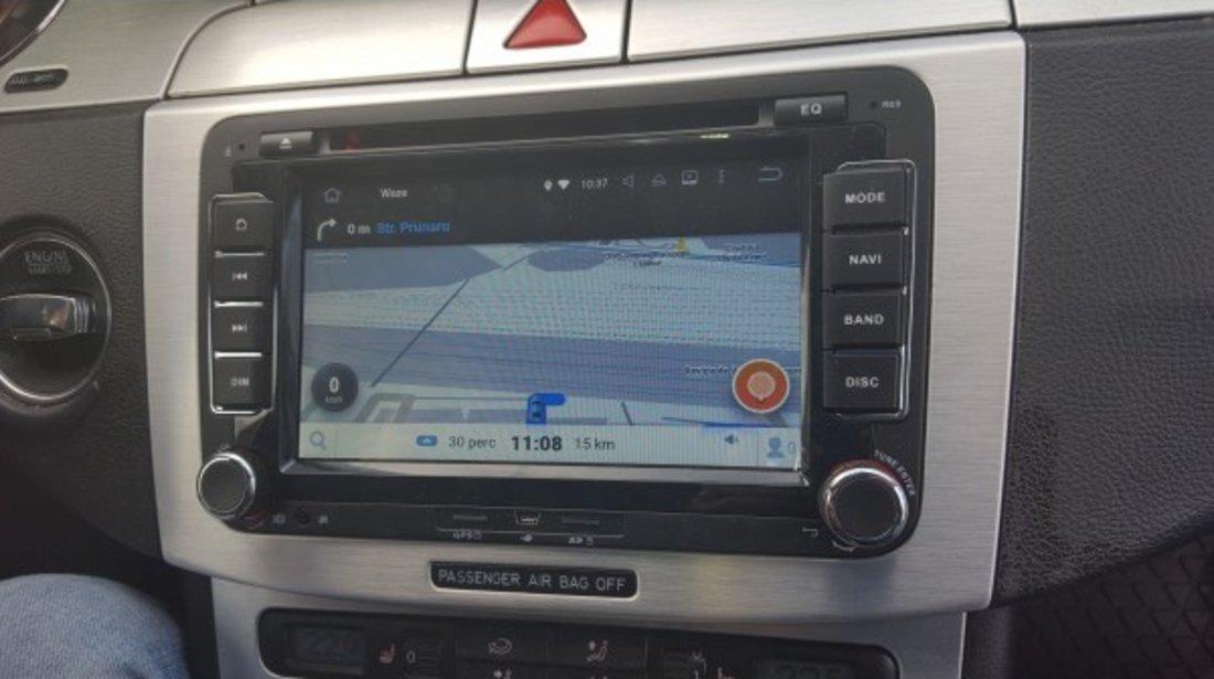 NAVIGATIE ANDROID 9.0 DEDICATA VW SKODA SEAT ECRAN IPS 7'' 16GB 2GB RAM INTERNET 3G WIFI QUAD-CORE