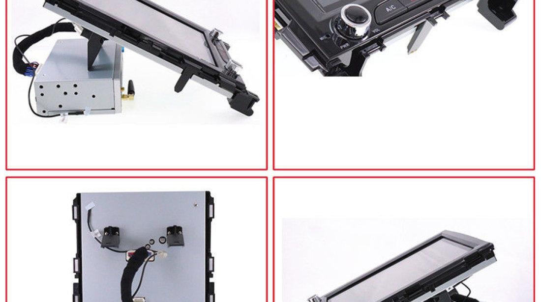 NAVIGATIE ANDROID 9 DEDICATA RENAULT MEGANE 4 ECRAN 10.4'' TESLA STYLE 4GB RAM 32GB EDT-T447-6CORE