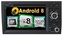 Navigatie Android Audi A4 B6 B7 Seat Exeo Octa Cor...
