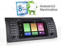 Navigatie Android BMW SERIA 5 E39 Carkit Internet NAVD P082